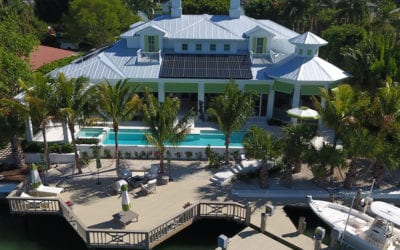 Gulfshore Homes Completes Custom Estate Residence in The Moorings